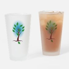 The Living Tree Drinking Glass