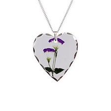 Unique Lacie Necklace Heart Charm