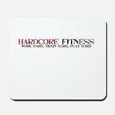 Hardcore Fitness Mousepad