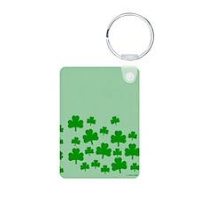 Irish Shamrocks! Keychains