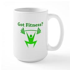 Got Fitness? Mug