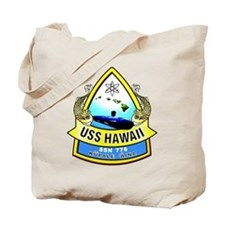USS (PCU) Hawaii SSN 776 Tote Bag