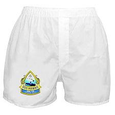 USS (PCU) Hawaii SSN 776 Boxer Shorts