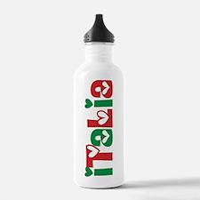 Hearts Italia Water Bottle