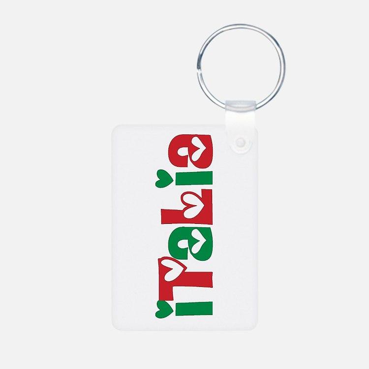 Hearts Italia Keychains