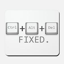 Ctrl + Alt + Del = Fixed. Mousepad