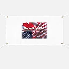 USA & Canada Banner