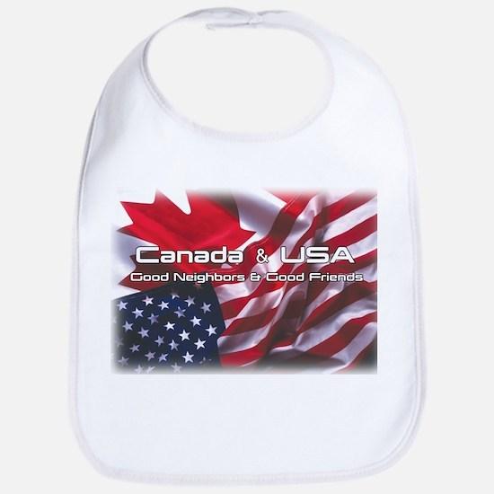USA & Canada Bib