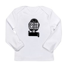 Bookplate Long Sleeve Infant T-Shirt