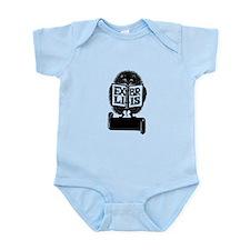 Bookplate Infant Bodysuit
