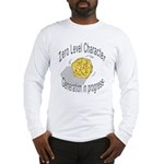 """d20 """"0 level character generation"""" Long Sleeve T-S"""