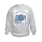 d20 Future DM Kids Sweatshirt