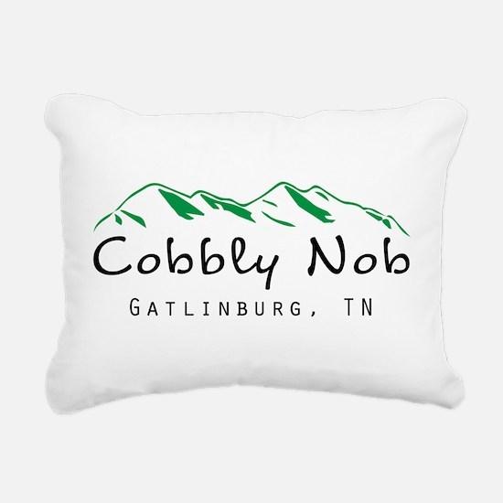 Cobbly Nob Rectangular Canvas Pillow