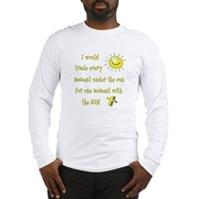 I would trade Long Sleeve T-Shirt