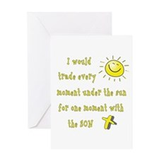 I would trade Greeting Card