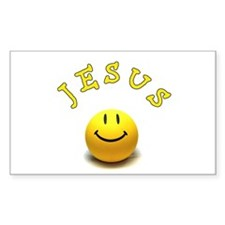 Jesus Smile Decal