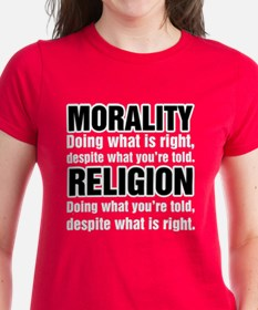 Morality What is Right Tee