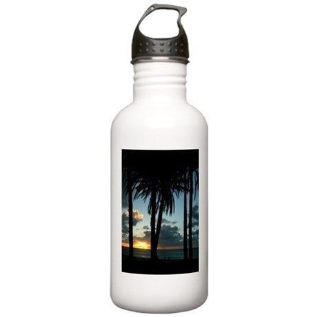 Hawaii Sunset Stainless Water Bottle 1.0L