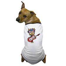 Yorkie Rocker Dog T-Shirt