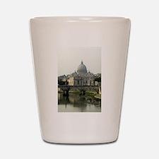 Vatican City Shot Glass