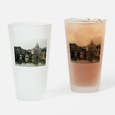 Vatican City Drinking Glass