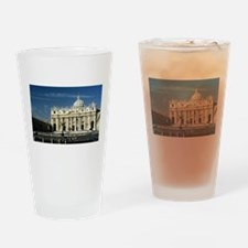 St Peters Basilica Drinking Glass