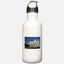 St Peters Basilica Water Bottle