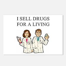 pharmacist Postcards (Package of 8)