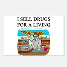 pharmacist Postcards (Package of 8)