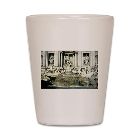 Trevi Fountain 1 Shot Glass