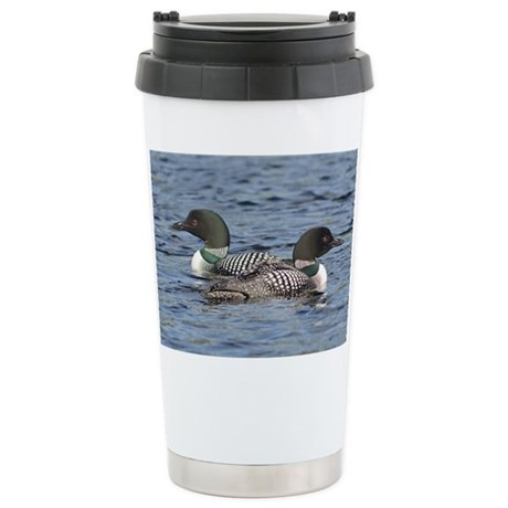 twice the beauty Stainless Steel Travel Mug