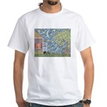Nocturnal Parade White T-Shirt