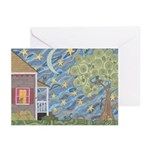 Nocturnal Parade Greeting Cards (Pk of 10)