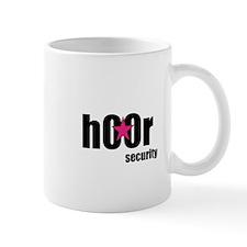 h00r security Mug