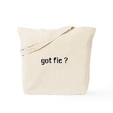 got fic ? Tote Bag