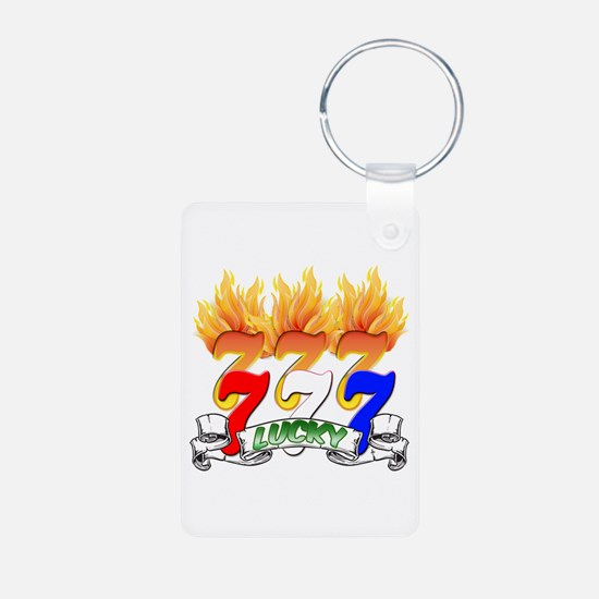 Lucky Sevens Keychains