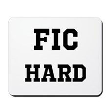 Fic Hard Mousepad