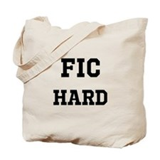 Fic Hard Tote Bag