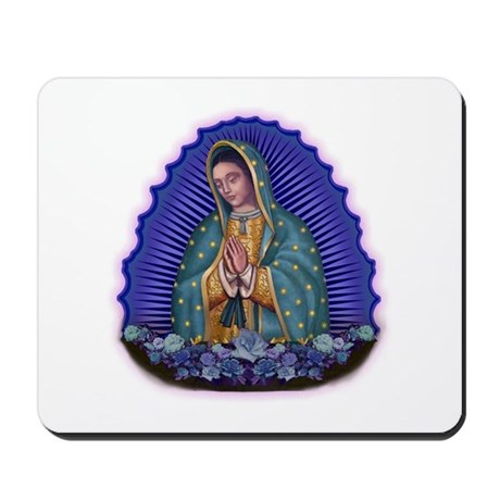 Lady of Guadalupe T6 Mousepad