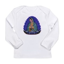 Lady of Guadalupe T6 Long Sleeve Infant T-Shirt