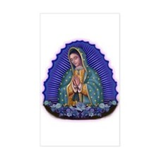 Lady of Guadalupe T6 Decal