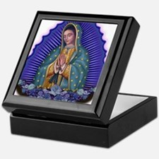Lady of Guadalupe T6 Keepsake Box