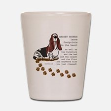 Basset's Shot Glass