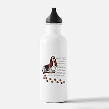 Basset's Water Bottle