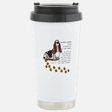 Basset's Travel Mug