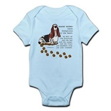 Basset's Infant Bodysuit