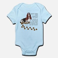 Basset's Infant Bodysuit