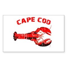 Cape Cod Lobster Decal