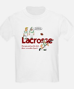 Unique High school lacrosse T-Shirt