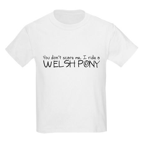 Welsh Pony Kids Light T-Shirt